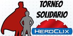 Torneo solidario 23N –Actividades